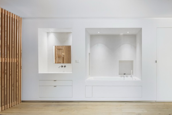 rdc, bain/lavabo