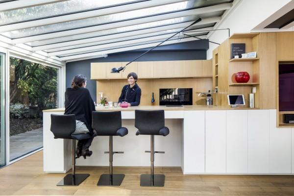 étage, cuisine